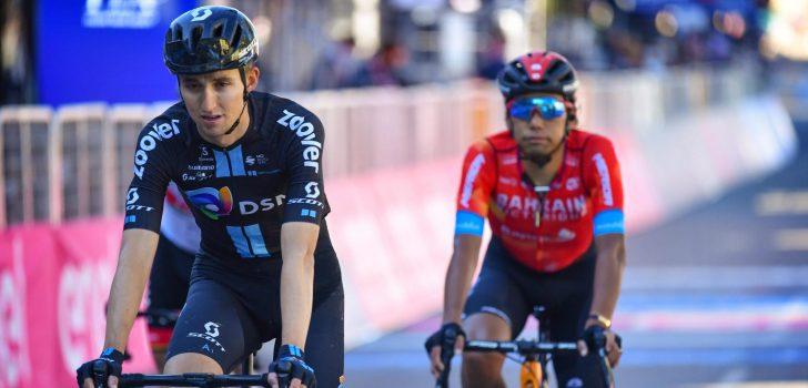 Giro 2021: Jai Hindley staakt de strijd vanwege zadelpijn
