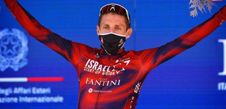 """Martin: """"Hiervoor kwam ik naar de Giro d'Italia"""""""