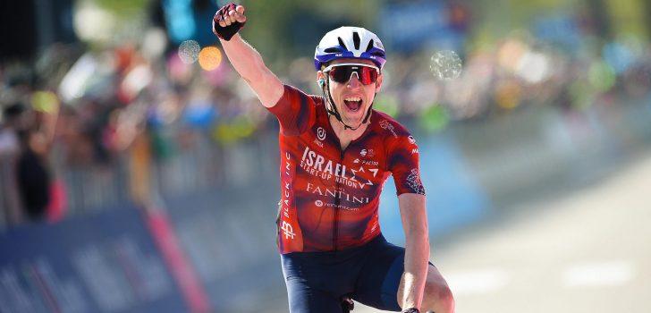Giro 2021: Dan Martin wint solo in Sega di Ala, moeizame dag voor Bernal