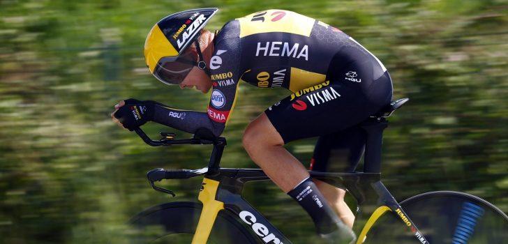 """Tobias Foss sluit Giro af als negende: """"Belooft veel goeds voor de toekomst"""""""