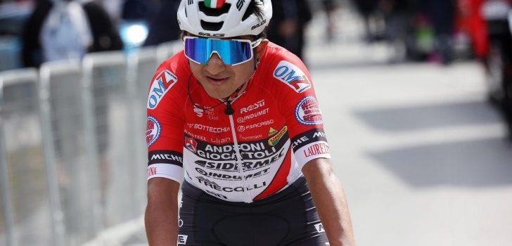 Giro 2021: Gianni Savio jaagt met jonge ploeg op succes