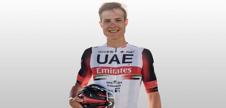 UAE Emirates hengelt Felix Groß binnen