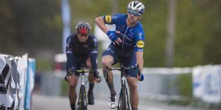Alvaro Hodeg boekt eerste seizoenszege in GP Vermarc