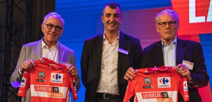 Ronde van Spanje start in 2022 in Nederland