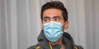 """Tom Dumoulin over terugkeer: """"Bij Amstel Gold Race begon het weer écht te kriebelen"""""""