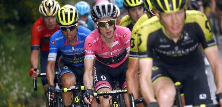 Giro 2021: Voorbeschouwing favorieten algemeen klassement