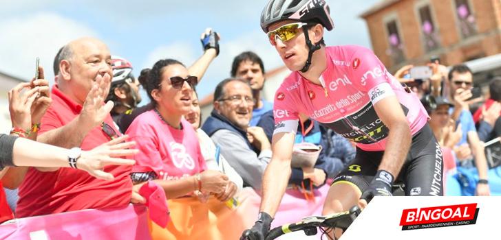 Giro 2021: Dit kan je verdienen wanneer je de uitslagen juist voorspelt