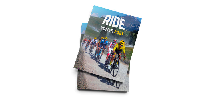 LAATSTE DAG: Pre-order de Ride Zomerspecial en profiteer van 15% korting