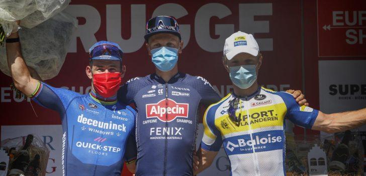 """Sacha Weemaes 3de in Elfstedenronde: """"Toon nog te veel respect voor de toppers"""""""