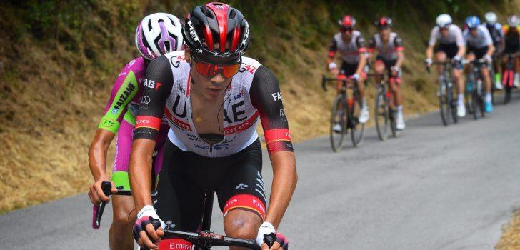 Spanje neemt Juan Ayuso mee naar Tour de l'Avenir, Colombia met Ardila