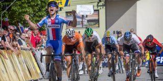 Pavel Bittner blijft Wessel Krul voor in Vredeskoers