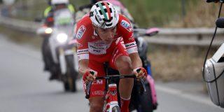 Simon Pellaud gaat niet meer van start in Ronde van Zwitserland