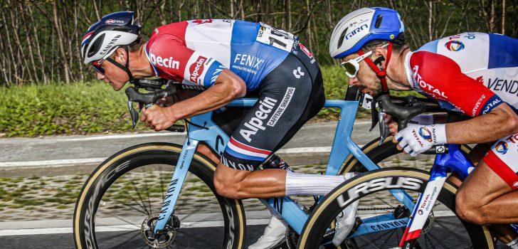 Mathieu van der Poel kent ploeggenoten voor Ronde van Zwitserland