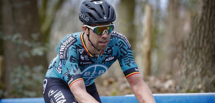 """Jens Debusschere: """"Ik wil de draad van sprinten voor mezelf dit jaar nog oppikken"""""""