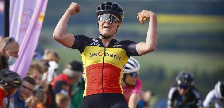 Kopecky start in Olympische wegrit, Van Aert en Evenepoel bevestigd voor tijdrit