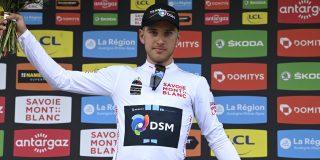 """Ilan Van Wilder hoopt op beter gevoel: """"Niet mijn beste dag op de fiets"""""""