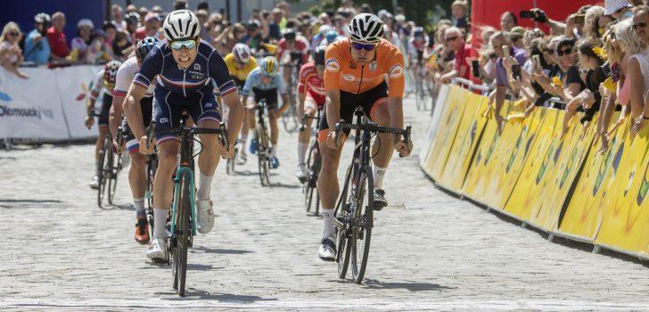 Nederlanders heersen in eerste twee etappes Flanders Tomorrow Tour
