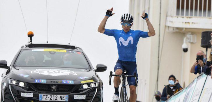 """Miguel Ángel López: """"Geweldig om voorbereiding op Tour zo af te sluiten"""""""