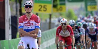 """Mathieu van der Poel na Zwitserse dubbelslag: """"Gegokt op de sprint"""""""