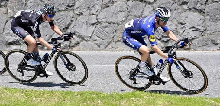 Deceuninck-Quick-Step nog tot eind 2027 op fietsen van Specialized