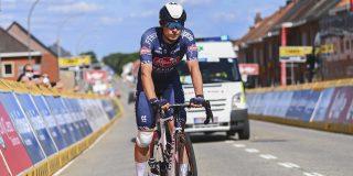 Geen Jasper Philipsen op het BK wielrennen
