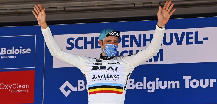 """Jan-Willem van Schip over diskwalificatie: """"Helaas op een niet zo feilbare UCI gestuit"""""""