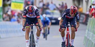 Andreas Kron wint bergetappe in Ronde van Zwitersland na diskwalificatie Rui Costa