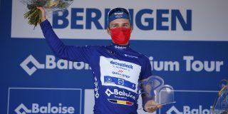 """Tweede eindzege Evenepoel in Ronde van België: """"Teken dat we op de goede weg zijn"""""""