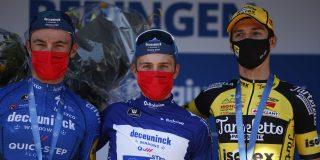 """Gianni Marchand verrast met derde plek in Baloise Belgium Tour: """"Hoop nog steeds op stap hogerop"""""""