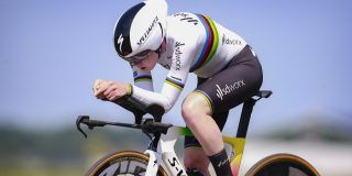 Anna van der Breggen voor de tweede keer Nederlands kampioen tijdrijden