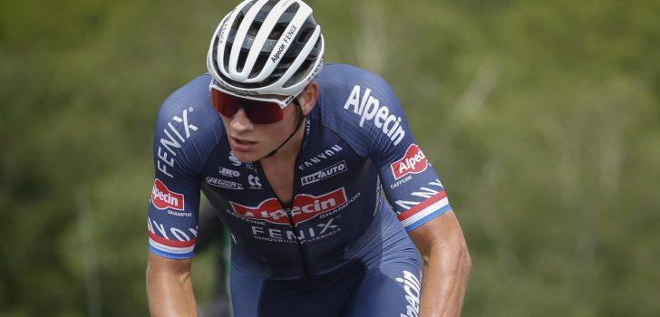 Alpecin-Fenix zet Mathieu van der Poel op startlijst Parijs-Roubaix