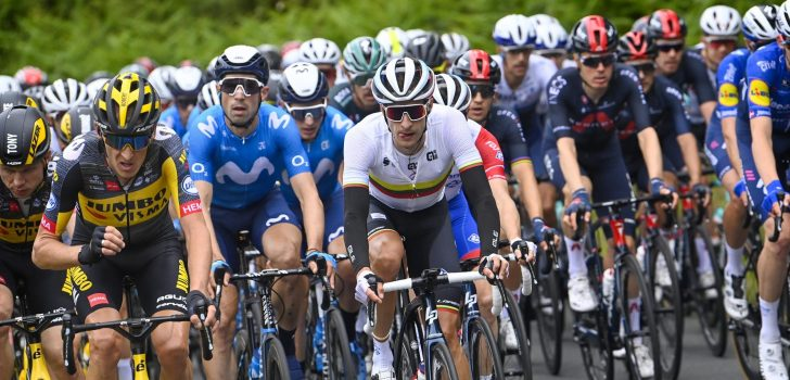 Tour 2021: Konovalovas en Lemoine staken de strijd na massale valpartij