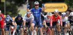 Tour 2021: Mark Cavendish sprint naar winst in Fougères, Van Moer verrast peloton bijna