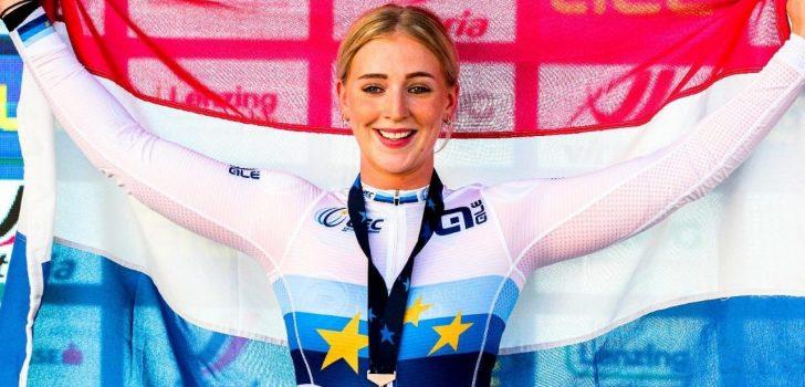 EK Para-cycling, Danique Braam, Pauwels-Sauzen Bingoal