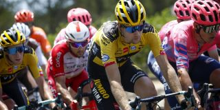 Hofstede moet Critérium du Dauphiné verlaten na valpartij