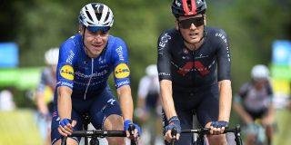 Opgave Fabio Jakobsen in slotetappe Critérium du Dauphiné
