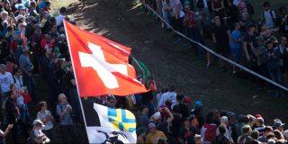 Mathias Flückiger wint shortrace in Leogang, Jens Schuermans achtste