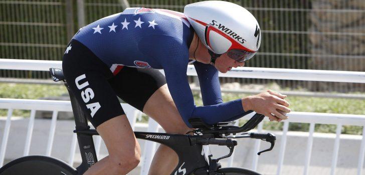 Verenigde-Staten met McNulty, Craddock en Winder naar Olympische Spelen
