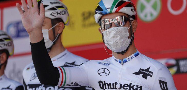 EK wielrennen 2021: Titelverdediger Nizzolo ontbreekt in Italiaanse selectie