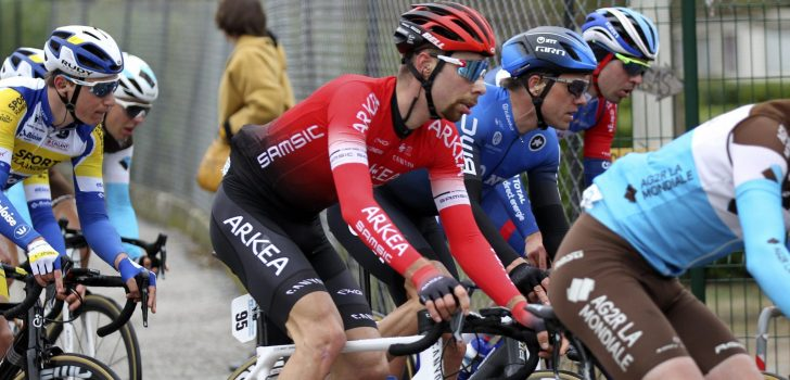 Tour 2021: Opgave van Bouhanni-helper Clément Russo