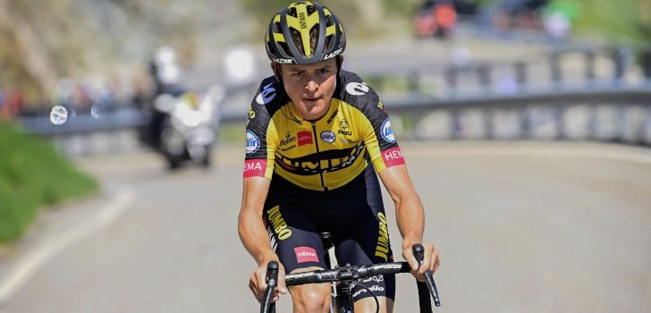 Antwan Tolhoek is niet fit en stapt af in Ronde van Polen