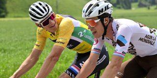 Bob Jungels mist de Tour de France vanwege slepende beenblessure
