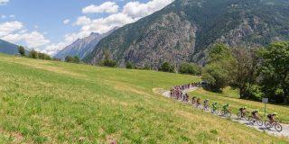 Gianmarco Garofoli schenkt Development Team DSM zege in Aostavallei