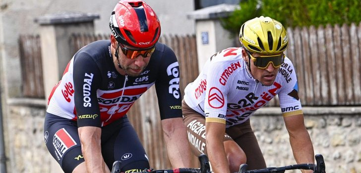 Tour 2021: Lotto Soudal ziet Roger Kluge opgeven na val