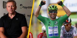 """Johan Bruyneel: """"Mark Cavendish tekent een van de grootste verrijzenissen"""""""