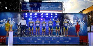 Sport Vlaanderen-Baloise versterkt zich met Jenno Berckmoes