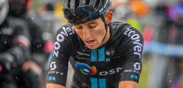 Vuelta 2021: Jai Hindley niet fit genoeg, Chris Hamilton vervangt hem bij Team DSM