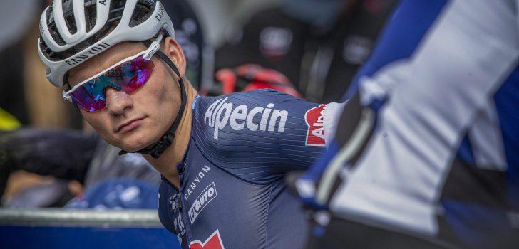 """Mathieu van der Poel reist nu pas naar Tokio: """"Twee dagen om te verkennen, dat is voldoende"""""""