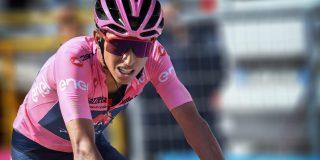 Egan Bernal op startlijst Vuelta a Burgos
