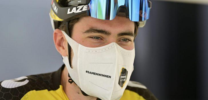 Tom Dumoulin op zelfde vlucht als olympiërs met coronabesmetting
